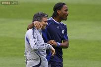 Mourinho hoping for reunion with Drogba in Champions League