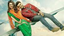 Check Pics: Arjun Kapoor and Parineeti Chopra fly high in new 'Namaste England' posters