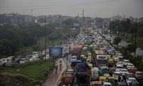 Gurgaon Police issues advisory to ease traffic jams on NH8 expressway