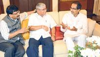 Uddhav and Velingkar hold talks on alliance