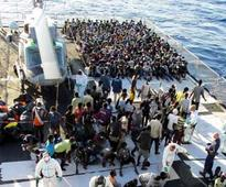 Traffickers 'Laughed' as They Capsized Boat with 500 Refugees