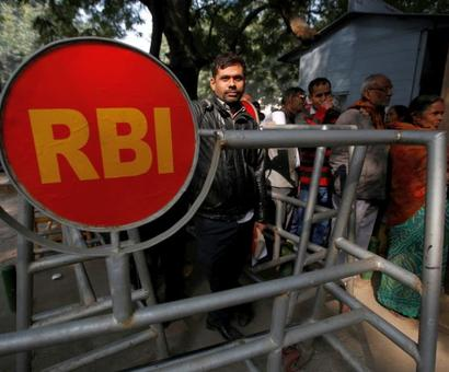 RBI won't answer why note exchange wasn't allowed till Mar 31