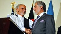 Afghan presidential runners reach unity government deal