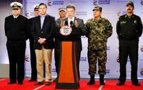 Colombia's Farc rebels suspend unilateral ceasefire over air strike