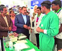 Dr Jitendra invites young start-ups to Northeast