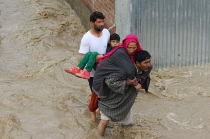 Srinagar braces for more floods as Met forecasts more rain