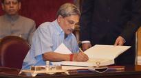 Ending freeze, Parrikar clears purchase of 814 artillery guns