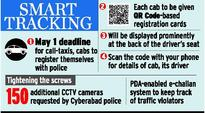 Cyberabad police to keep an eye on cabs