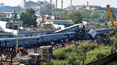 'Mere thought of accident terrifies me': UP train crash survivors recount horror