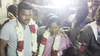 Woman Remarries Hubby in Police Station