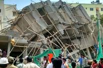 Bengaluru building collapse kills at least five - officials