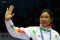 Boxer Sarita Devi determined to win an Olympic medal