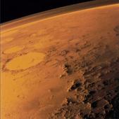 Like Earth, Mars also has visible 'aurorae'
