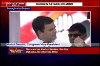 Rahul takes a dig at Modi, compares him to Hitler
