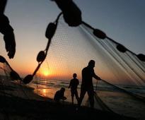 5 Indian fishermen set free by Lanka arrive in Chennai