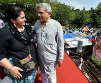 PM has turned 'Maunendra Modi' on issue of graft: Sitaram Yechury