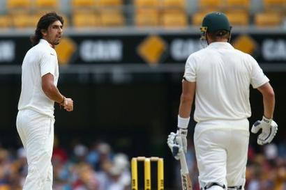 Ishant fined 15 percent for breaching Code of Conduct
