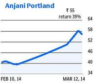 Open offer to buoy Anjani Portland