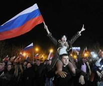 Crimea referendum: 97 percent choose to leave Ukraine