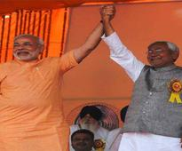 Nitish Kumar praises Narendra Modi for 'very quick' response to Nor'wester
