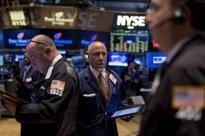 Stocks weak on China data, oil bounces after selloff