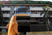 Sensex crosses 22000-mark intraday