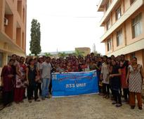 NSS unit of Father Muller College Of Nursing participate in 'Swachh Bharat Mission'