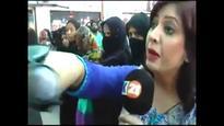 Shocking: Pakistani police slaps female journalist on live TV