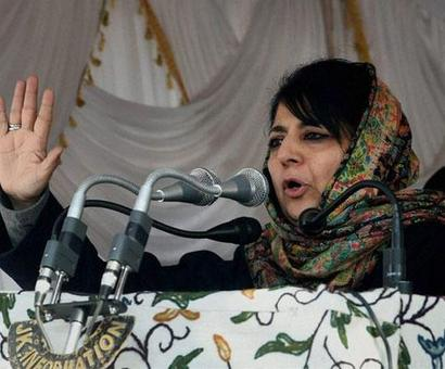 J&K has suffered due to Indus Water Treaty: Mehbooba