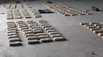 Chilean police busted $12 million worth of cocaine that was headed to Europe