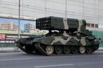December 1, 2015 @ 09:12 AM Russia Deploys Howitzers And Rocket Launchers In Syria Russia has deployed heavy artillery and MRL reinforcements to Syria after several 130mm shells were fired by the Syrian rebel...