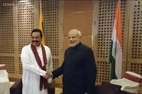 PM Modi meets Sri Lankan President Rajapaksa, thanks him for Indian fishermen release