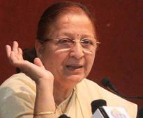 Now LS Speaker Sumitra Mahajan calls for