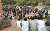 JNU suspends 8 students over Afzal Guru row