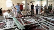 IS 'carried out Saudi mosque attack'
