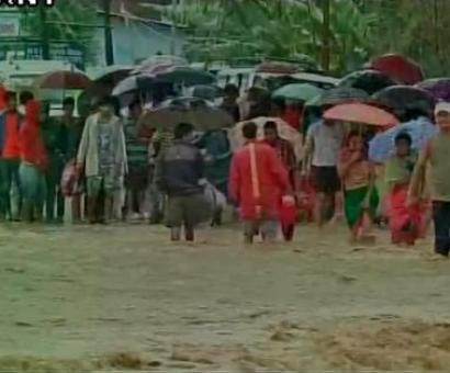 20 killed in Manipur landslide