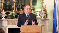 Nationalist leader says Scots tricked out of independence