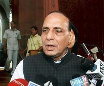 Rajnath meets Tihar chief, tells Parliament film won't be aired