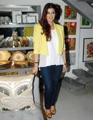 PIX: Twinke Khanna opens her home store for friends