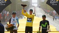 Froome wins his third Tour de France