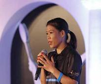 Boxing is almost dead in India due to politics, says Mary Kom