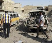 42 killed in Iraq violence