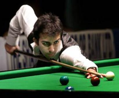 Advani shines after losing opening outing at World billiards