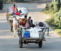 'Afterthought' jab at Pak