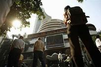 BSE Sensex falls from record high on profit-booking, down 25 pts