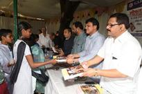 GSB Sabha Dahisar distributes books to children