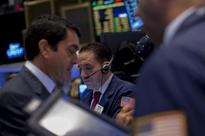Wall Street falls ahead of Fed minutes; Apple weighs