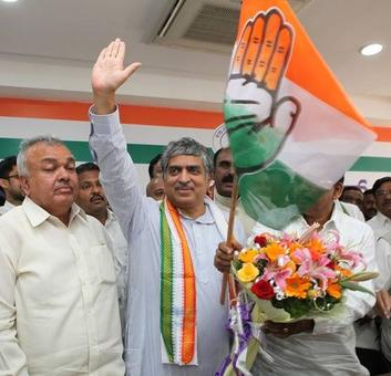 Will Bangalore South buy Nilekani's message of 'change'?