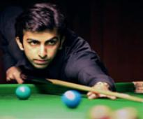 Advani adds another snooker nationals to belt