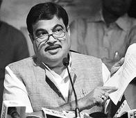 Gadkari in a Spot Over Yacht Ride